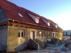Kladenské domky březen 2012