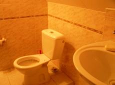 RD Malíkovice - WC