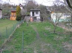 Zahrada s chatkou, Libušín