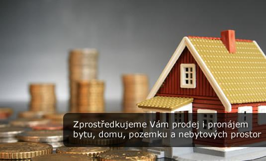 Prodej a pronájem nemovistostí