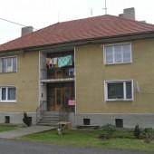 Byt Pochvalov - pohled na dům